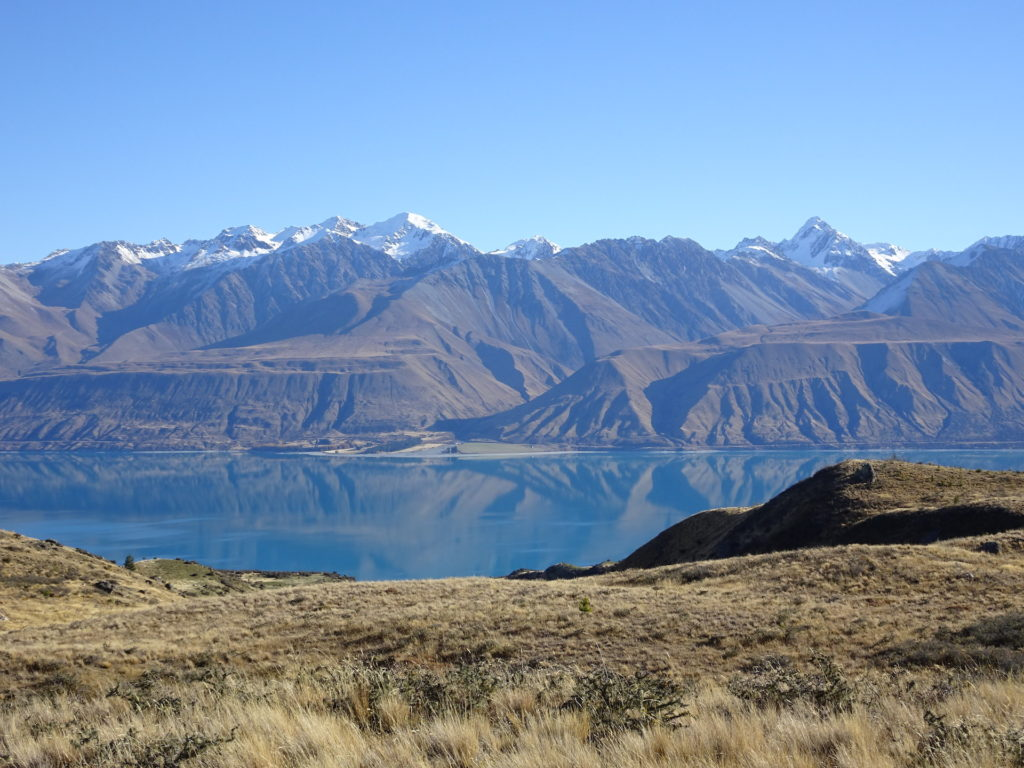 Mt Cook to Lake Tekapo