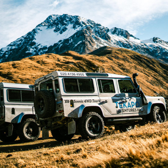 Mackenzie Country Private Tours