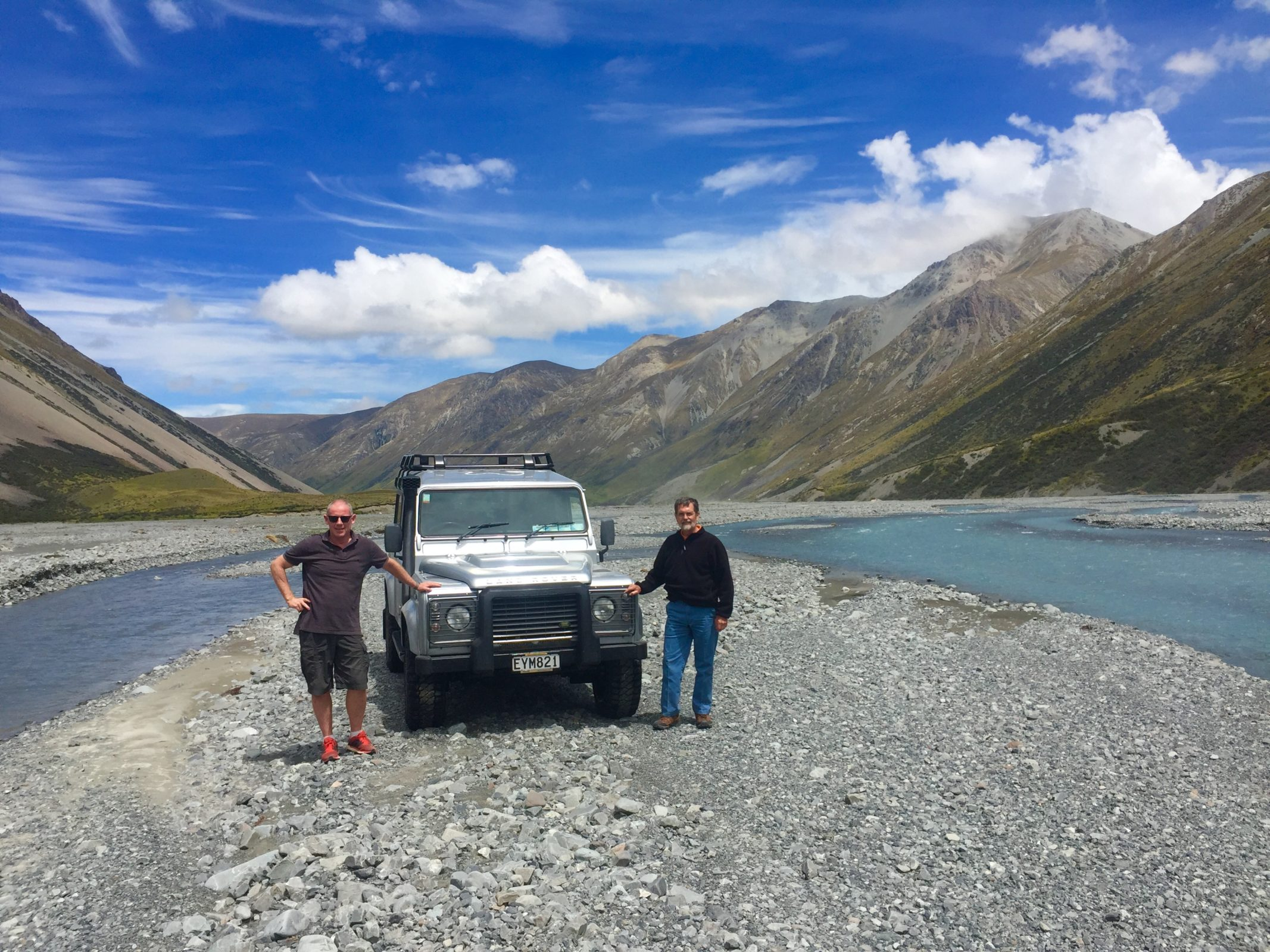 Scenic 4WD Tours Tekapo Adventures