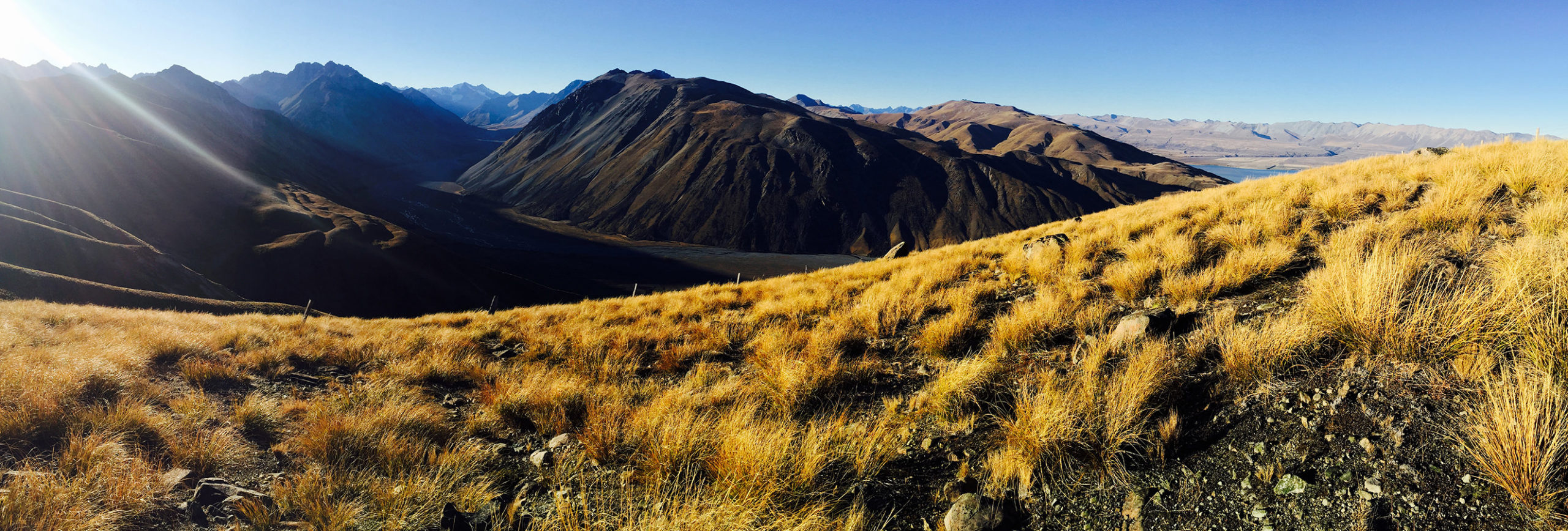 Mackenzie Basin New Zealand High
